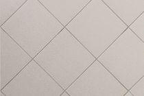 Baldosa de suelo / de cerámica / color liso / esmaltada