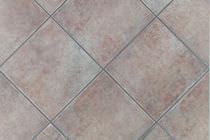 Baldosa de suelo / de cerámica / esmaltada / aspecto mármol