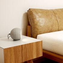 Lámpara de mesa / moderna / de hormigón / de interior