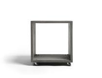 Mesa de centro / moderna / de hormigón / rectangular