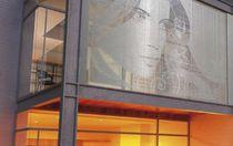 Revestimiento de fachada de chapa / perforado / de panel