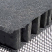 Placa de retención de agua de lluvia para cubierta plana / de polipropileno