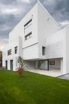 Casa tipo / moderna / de 2 etapas