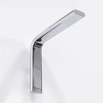 Rociador de ducha de pared / rectangular