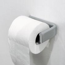 Dispensador de papel higiénico de pared / de latón / de cromo