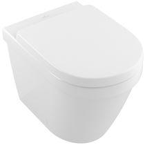 WC de pie / de cerámica / sin brida