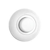 Regulador de intensidad luminosa de plástico / de porcelana / moderno
