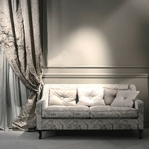 Tela de tapicería / para cortinas / con motivos / de terciopelo