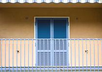 Contraventanas abatibles / de acero / para ventanas / acústicas