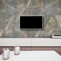Revestimiento de pared de piedra natural / para uso residencial / profesional / texturado