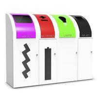 Colector de cartuchos usadas / de inyección de tinta