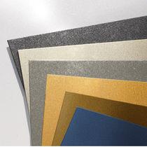 Revestimiento de fachada de acero / liso / pintado / brillante