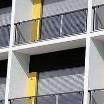 Persianas exteriores / de aluminio / de acero / de PVC