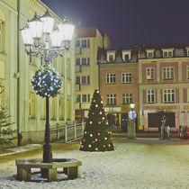 Luces decorativas para espacios públicos