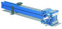 Sistema de elevación para plataforma / hidráulico / mecánico / neumático