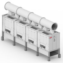 Aire acondicionado para suelo / monobloque / para uso profesional / para centro de procesamiento de datos