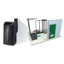 Aire acondicionado móvil / canalizable / split / para uso profesional