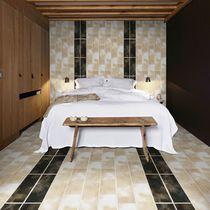 Baldosa de pared / para pavimento / de cerámica / color liso
