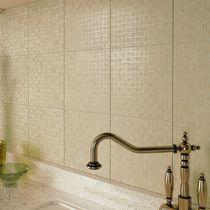 Baldosa de pared / para pavimento / de cerámica / con motivos geométricos