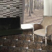 Baldosa para pavimento / de pared / de cerámica / color liso