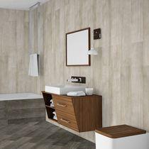 Baldosa de pared / para pavimento / de cerámica / lisa