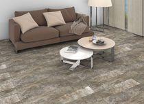 Baldosa aspecto parquet / para pavimento / de cerámica / lisa