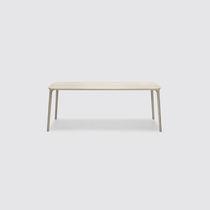 Mesa moderna / de roble / de madera maciza / de fresno