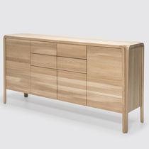 Aparador moderno / de madera maciza