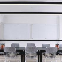 Perfil de iluminación de techo / LED / sistema de iluminación modular / regulable