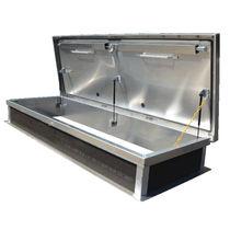 Trampilla de inspección para techo / rectangular / de aluminio
