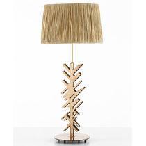 Lámpara de mesa / moderna / de cobre / de latón