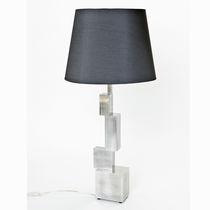 Lámpara de mesa / moderna / de aluminio / de interior
