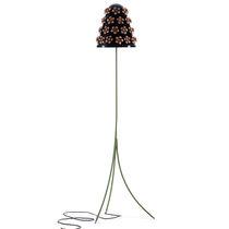 Lámpara de pie / moderna / de aluminio / de cobre