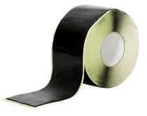 Membrana impermeabilizante de caucho butilo / de poliolefina / para tejado metálico / para conducto
