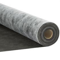 Membrana impermeabilizante para fachada / de protección / en rollo / de polipropileno