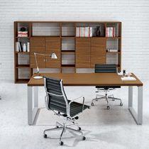 Biblioteca moderna / profesional / de madera / de melamina
