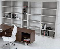 Biblioteca moderna / profesional / de melamina