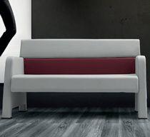 Sofá moderno / de tejido / de cuero / profesional