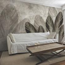 Papeles pintados modernos / de tela / de vinilo / con motivos de la naturaleza