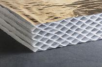 Aislante termoacústico / de polietileno PE / de pared / para techado