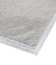 Aislante térmico / de lana mineral / para techado / en rollo