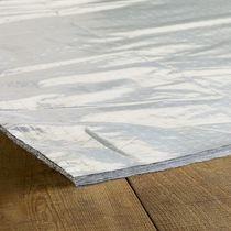 Aislante termoacústico / de polietileno / para forjado / para calefacción por suelo radiante