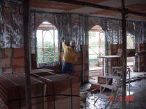 Aislante termoacústico / para techo / de pared / para forjado