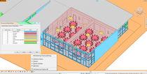 Programa de modelado / Modelado de Información para Construcción BIM / para estructura de acero / 3D