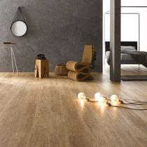 Baldosa de interior / para pavimento / de gres porcelánico / envejecida