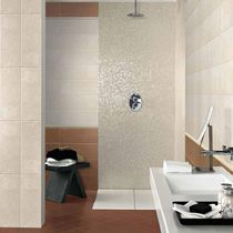 Baldosa para baño / de pared / de gres porcelánico / con motivos