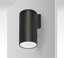 Iluminación de emergencia mural / redonda / LED / aluminio