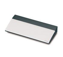 Iluminación de emergencia de techo / rectangular / fluorescente / de policarbonato