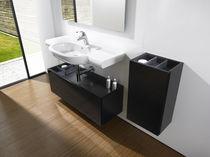 Mueble columna de baño / moderno