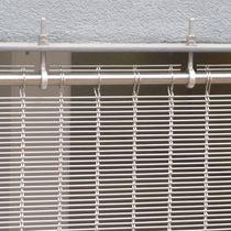 Sistema de fijación metal / para revestimiento de fachada